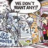 Today's cartoon: Old Man Winter